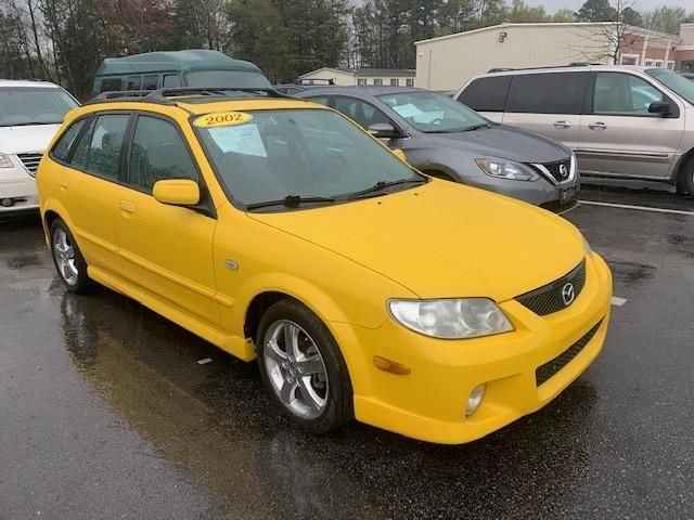 Used 2002 Mazda Protege5 Hatchback in Charlotte, NC | Auto.com ...