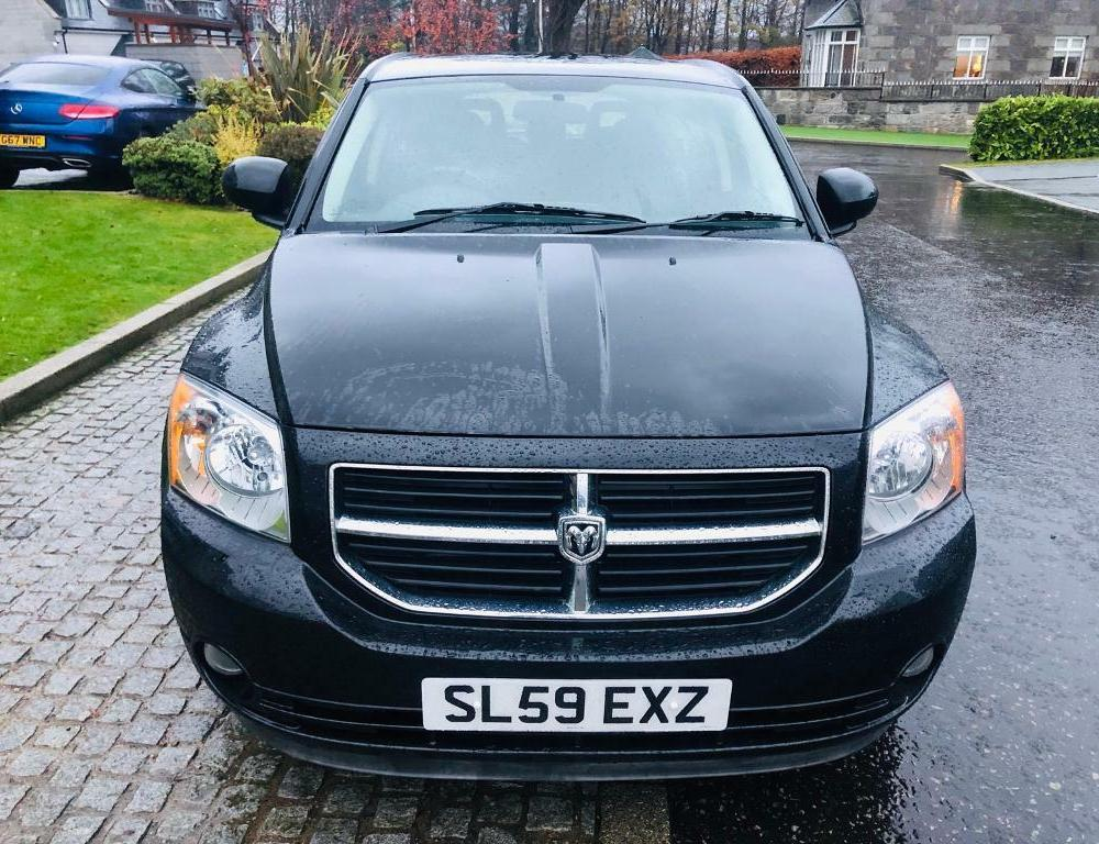 2010 Dodge Caliber sxt crd 2 L Diesel Full MOT.. Full Serviced...6 ...