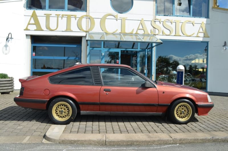 1986 Opel Monza is listed For sale on ClassicDigest in ...