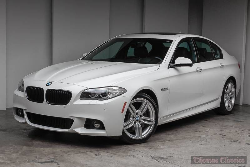 2015 BMW 5 Series 535i xDrive Akron OH 18162052