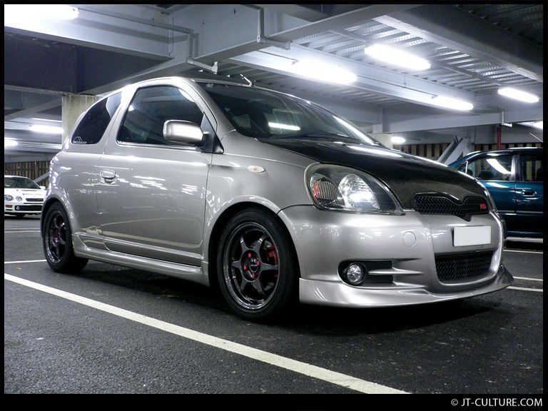 Toyota Yaris RS (With images) | Yaris, Toyota, Toyota cars