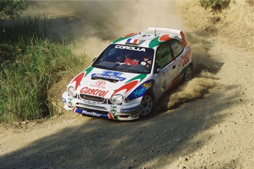 Toyota Corolla WRC - Pride and Sorrow in the Same Car | SnapLap