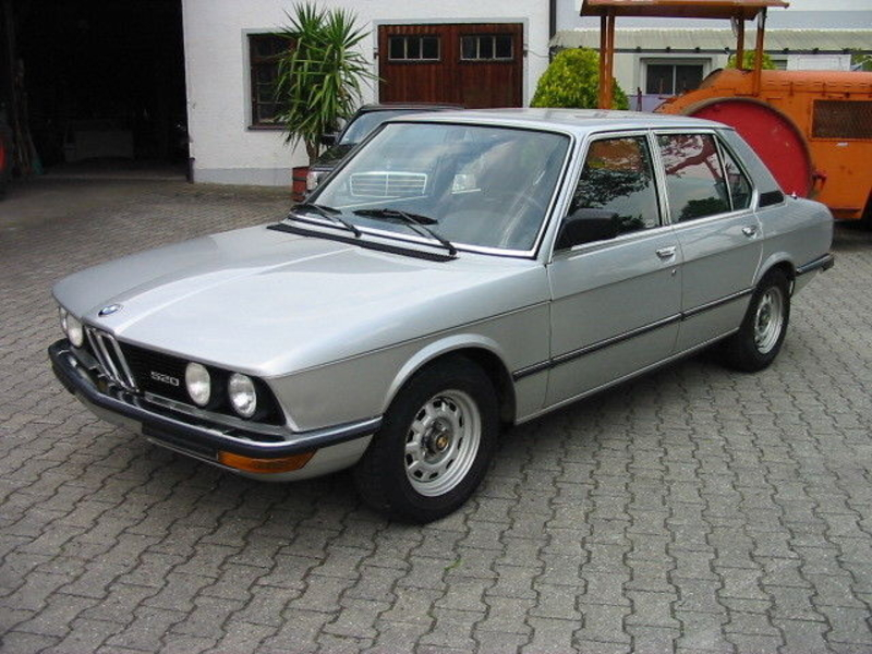 1980 BMW 520 is listed For sale on ClassicDigest in Erdinger ...