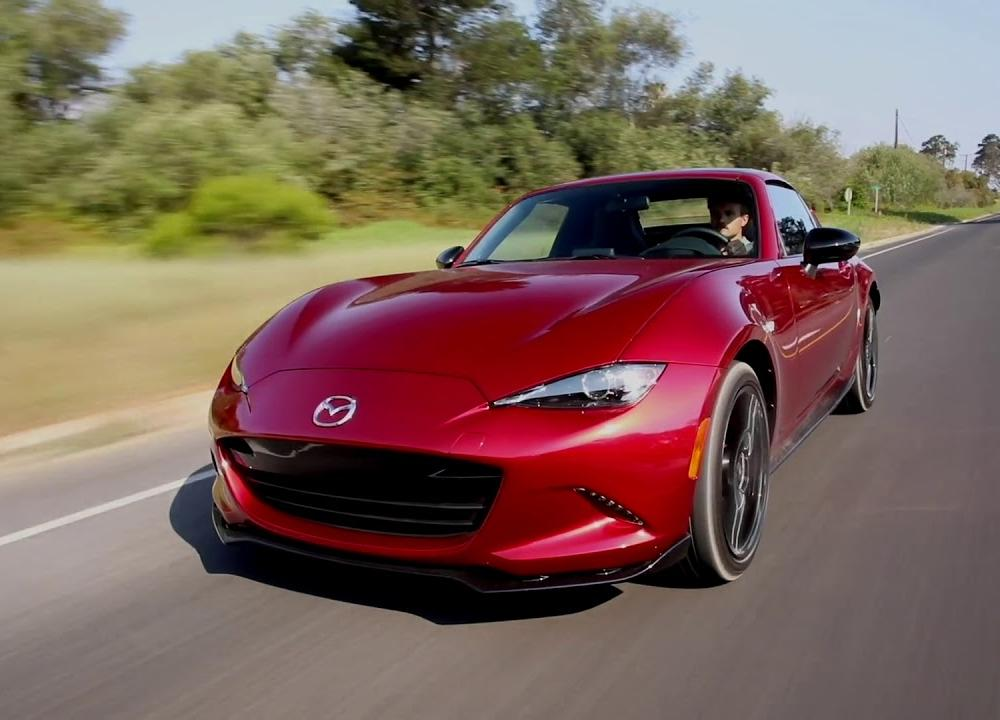The Sophisticated 2020 Mazda MX-5 Miata RF | 2020 Mazda MX-5 Miata ...