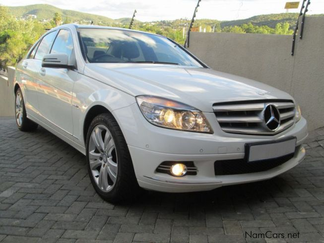 Used Mercedes-Benz C200 CGI BE Avantgarde A/T | 2011 C200 CGI BE ...