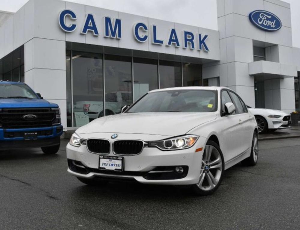 2015 BMW 328xi AWD WITH EVERY OPTION AVAILABLE! - Richmond Auto Mall