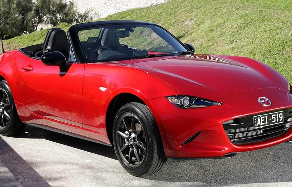 Mazda MX-5 1.5-litre automatic 2015 review | CarsGuide