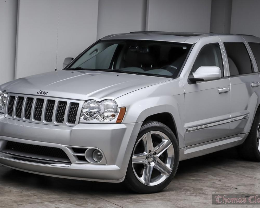 2007 Jeep Grand Cherokee SRT-8 Akron OH 30088069