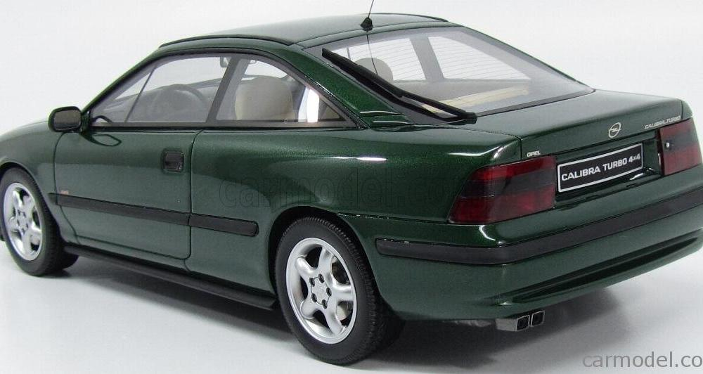 OTTO-MOBILE OT651 Masstab: 1/18 | OPEL CALIBRA TURBO 4X4 1996 ...