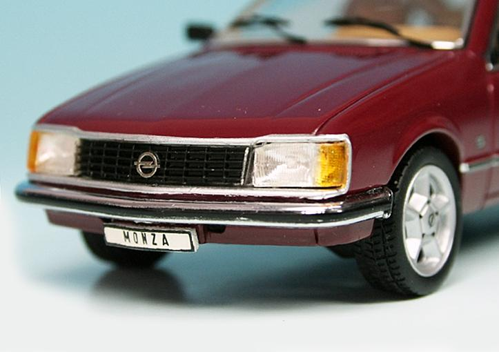 Opel Monza A | Opel | Cars and Vans | Edition 1/43 | Schuco ...
