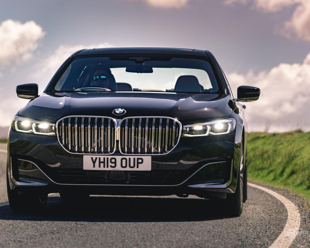 The 2020 BMW 730Ld Facelift - New Photos