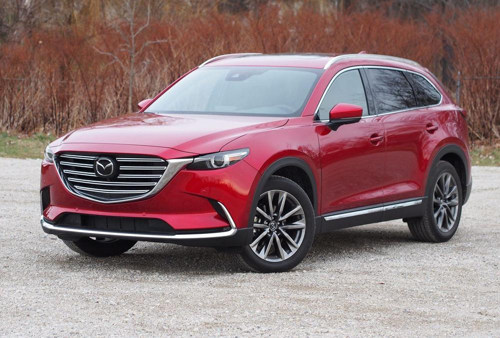 Pretty but slightly impractical sums up the 2020 Mazda CX-9 - Roadshow