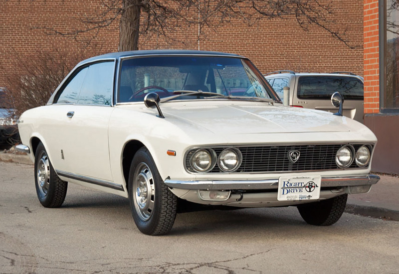 1969 Mazda Luce R130 Coupe - specs, photo, price, rating