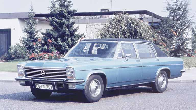 Opel Diplomat - Infos, Preise, Alternativen - AutoScout24