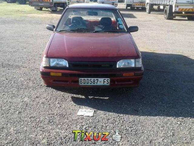 Currently 16 Mazda 323 for sale in West Rand - Mitula Cars