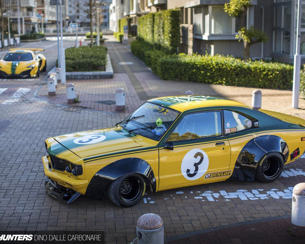 The Collection Expands: Kato's Mazda RX-3 - Speedhunters