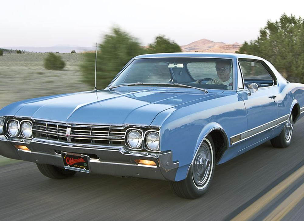 Driving Impressions: 1966 Oldsmobile Starfire | Hemmings