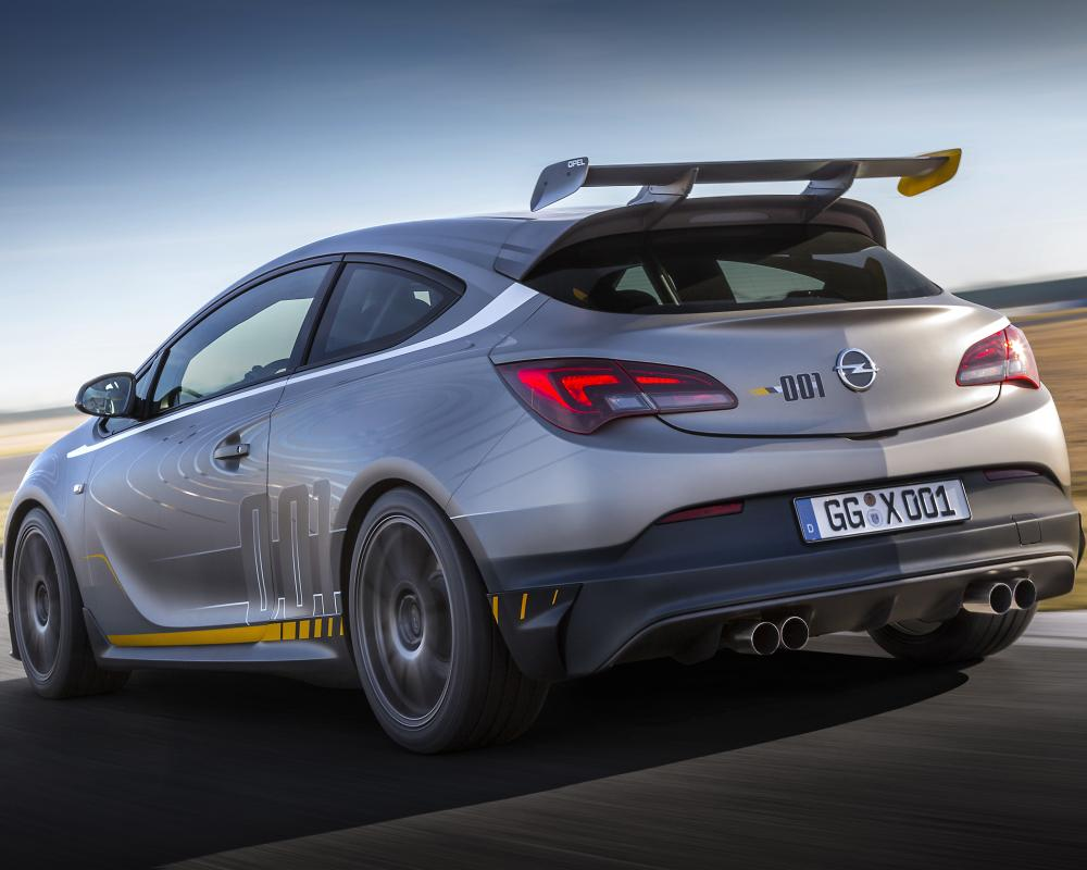 Opel Astra OPC Extreme Concept – OneMoreLap.com