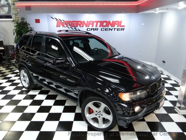 2003 Used BMW X5 4.6is at International Car Center Serving ...