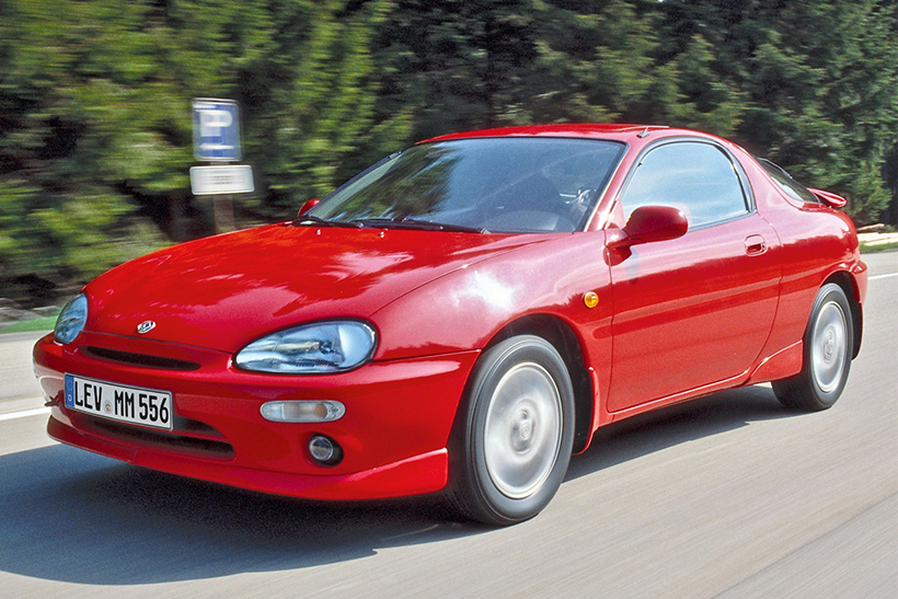 Emerging Classic - MAZDA MX-3 | Classics World