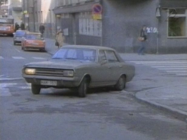 Opel Rekord 1700 Coupe #0703