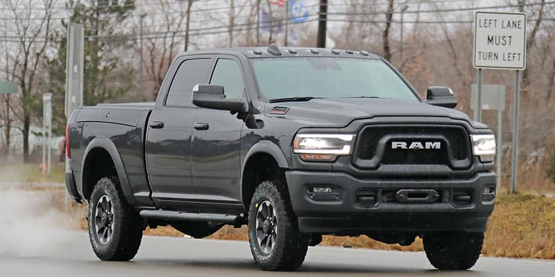 More Details for the Upcoming 2020 Ram HD Trucks