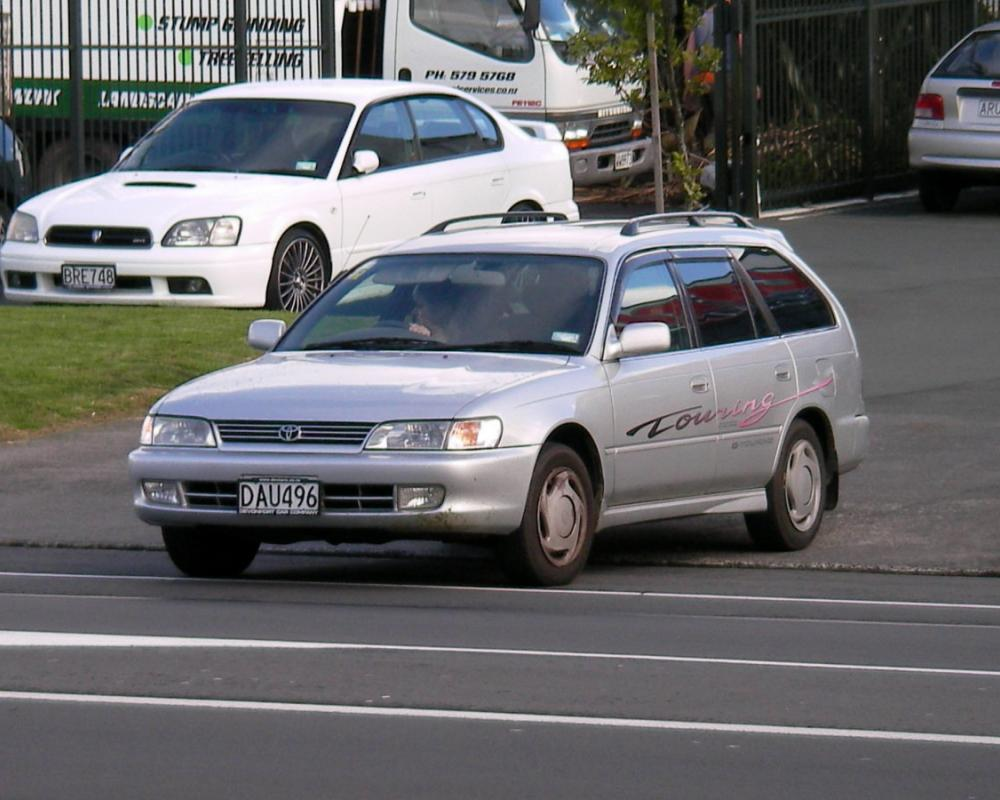 Toyota Corolla G-Touring – New Zealand