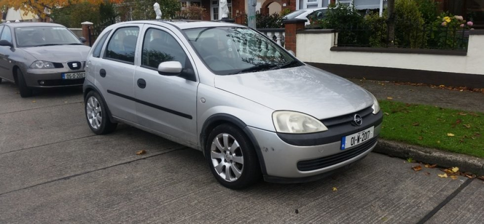 Opel Corsa 12 2001 Comfort For Sale in Blanchardstown, Dublin from ...