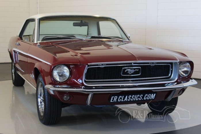 Ford Mustang 1968 for sale at ERclassics