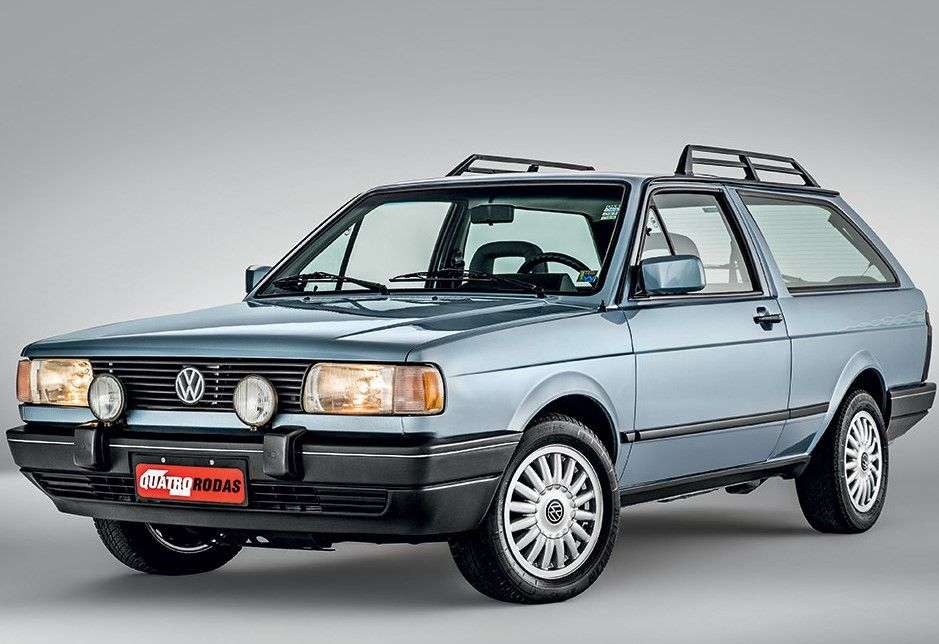 1995 Volkswagen Parati Surf (With images) | Volkswagen, Suv, Suv car