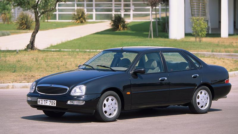 Tradition: 30 Jahre Opel Omega vs. Ford Scorpio: Das Duell der ...