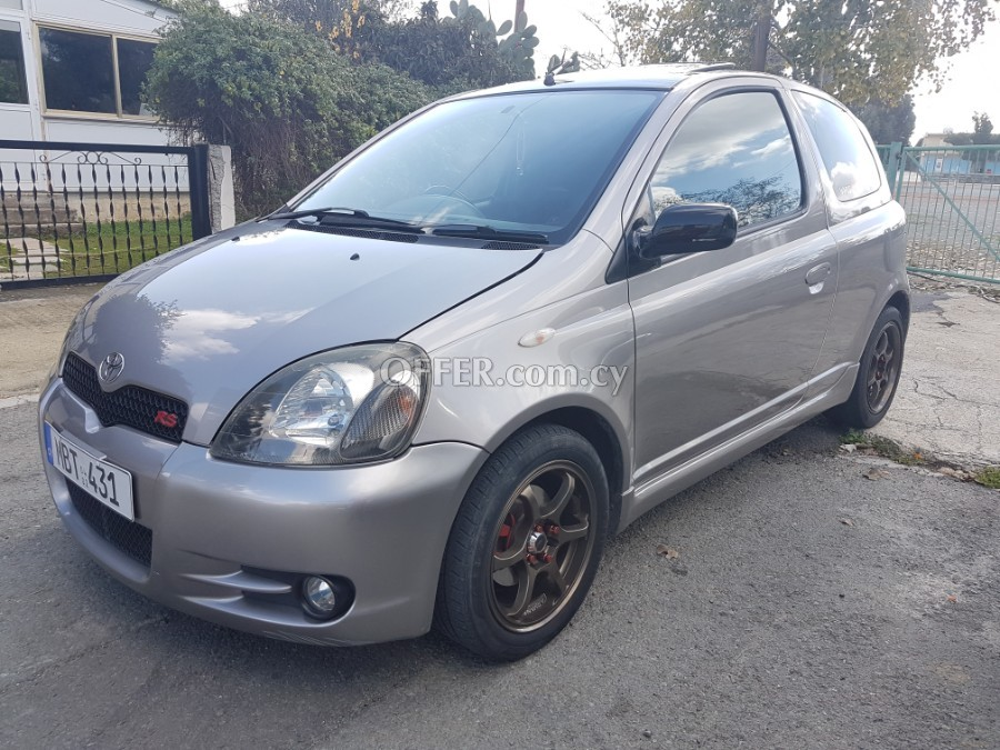 Toyota yaris rs (#123048EN) | Cyprus Cyprus Cars | offer.com.cy