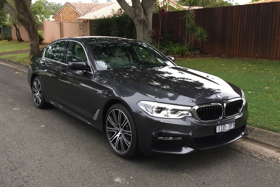 BMW 540i 2017 review | CarsGuide