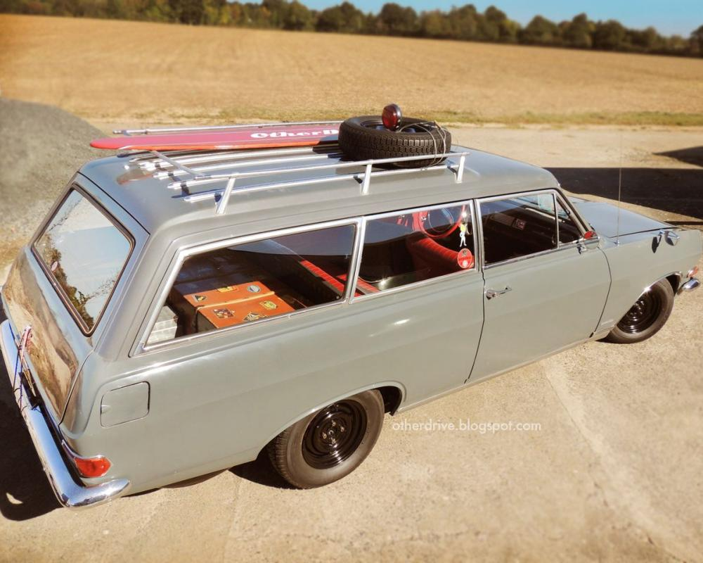 Surf wagon | Dream cars, Opel, Wagon