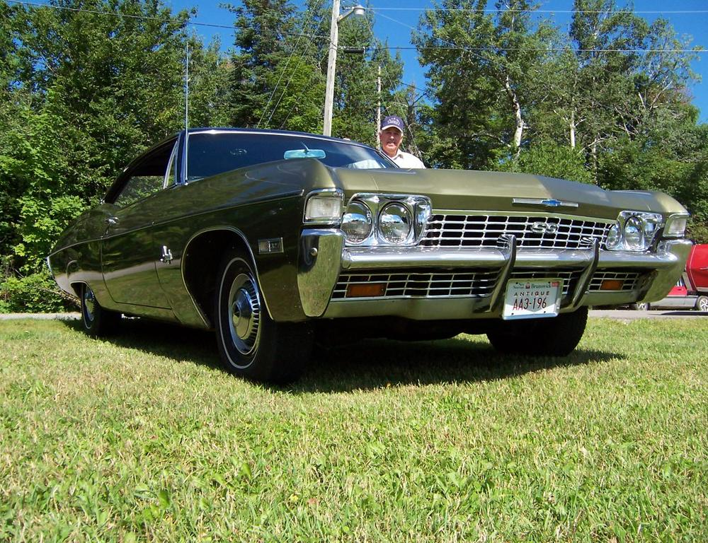1968 CHEVROLET Impala 2DR HT | Owners Mike & Marsha Denny, M… | Flickr