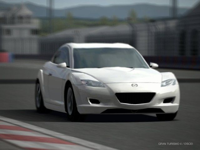 Mazda Rx 8 Concept Type Ii