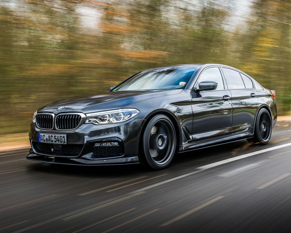 AC Schnitzer 540i review - is the fettled 5-series worth extra ...