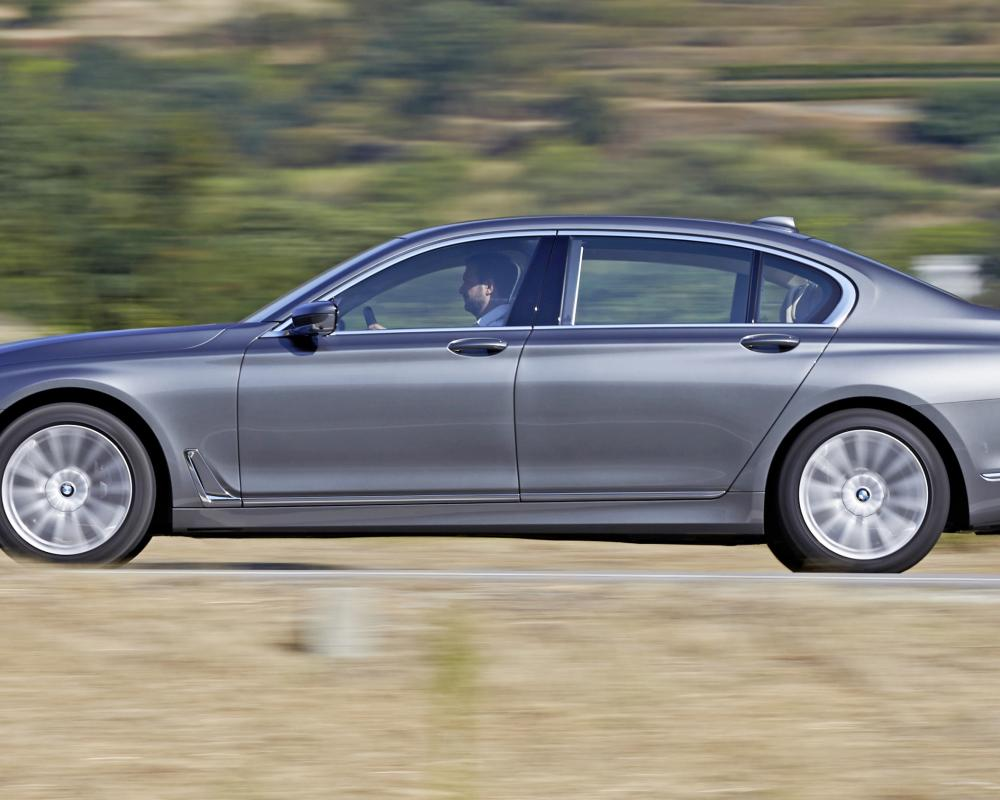 First drive: the long-wheelbase BMW 730Ld (2015-2019) | Top Gear