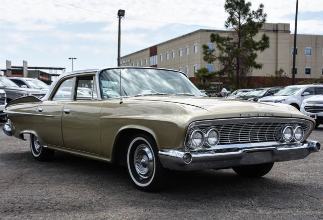 1961 Dodge Dart Seneca for sale: photos, technical specifications ...