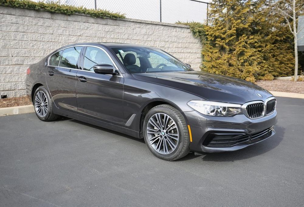 New 2020 BMW 5 Series 4dr Car in Ridgefield #20637 | BMW of Ridgefield