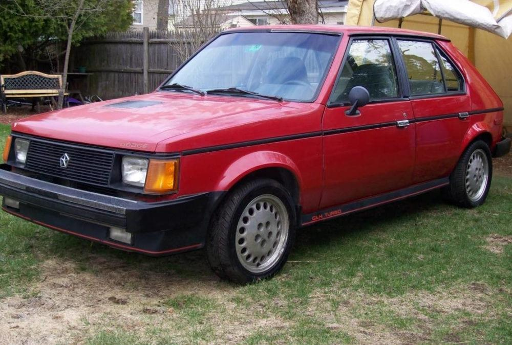 1986 Dodge OMNI GLH Turbo | Deadclutch