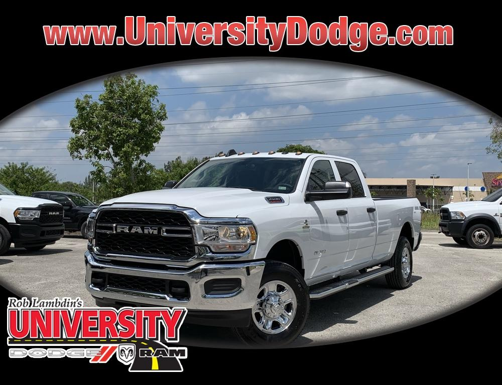 New 2019 RAM 2500 Tradesman Crew Cab in Davie #U9T577638 ...