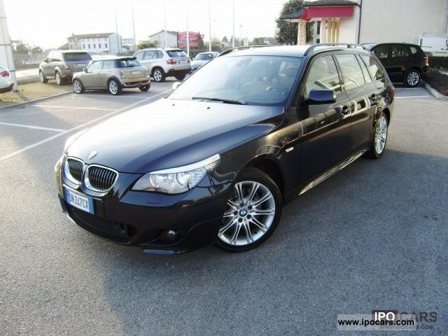 2008 BMW 530 xd Touring cat msport - Car Photo and Specs