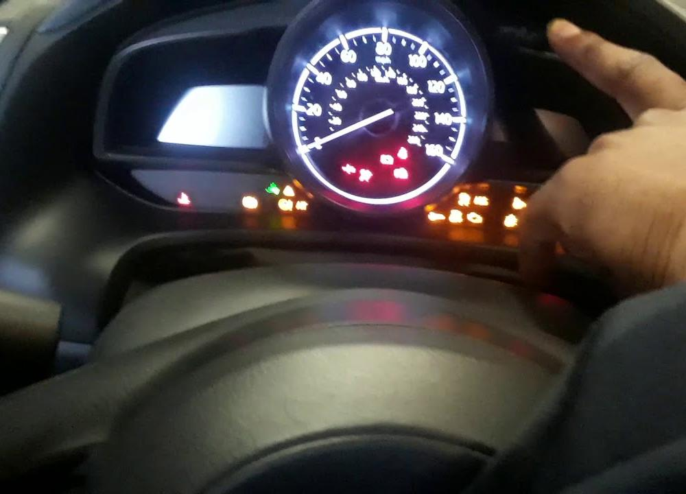 14 15 16 17 18 Mazda 3 oil light reset - YouTube