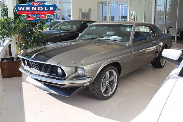 Used 1969 Ford Mustang Coupe RWD for Sale (with Photos) - CarGurus