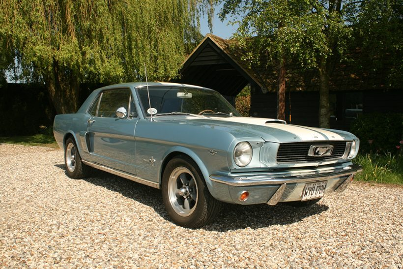 ROAD TEST - 1966 FORD MUSTANG 289CU IN V8 COUPE | Classics World