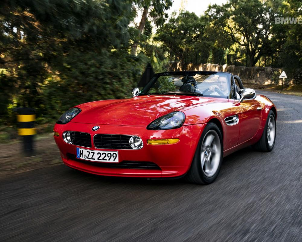 BMW Z8 Roadster: Stunning photo gallery