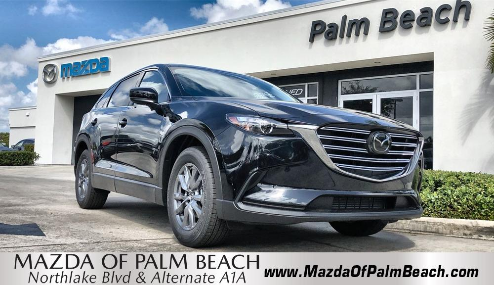 New Mazda CX-9 in North Palm Beach | Mazda of Palm Beach