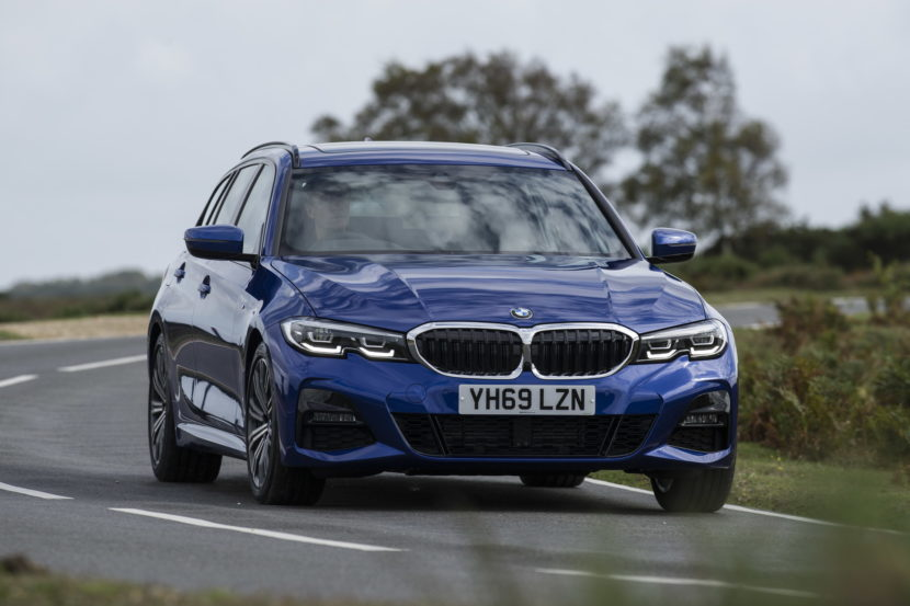PHOTO GALLERY: New BMW 3 Series Touring debuts in the UK