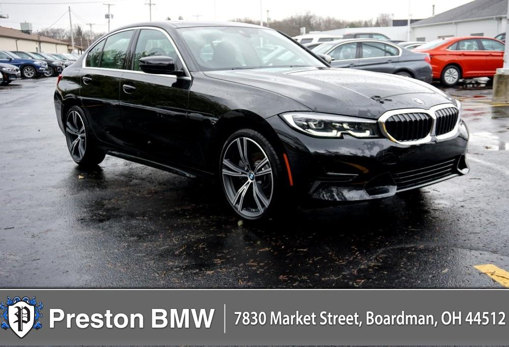 New 2020 BMW 3 Series 330i xDrive 4D Sedan in Boardman #B20131 ...